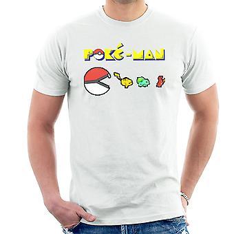 Pokemon Poke Man Men's T-Shirt