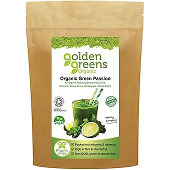 Golden Green Organic Organic Green Passion Powder 90g