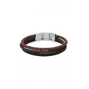 Fossil Herrenarmband Casual (JF02213)