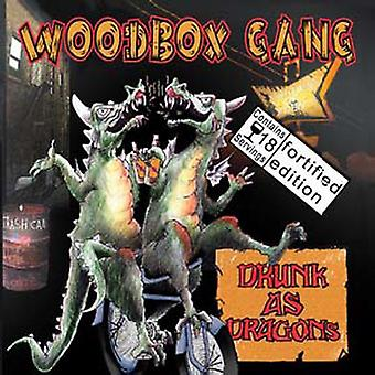 Woodbox Gang - pijany jak import USA Dragons [CD]