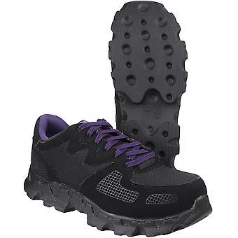 Timberland dame/damer drivaggregatets damer lav snøre arbejde sikkerheds sko