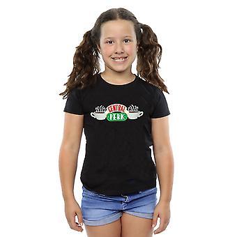 Ystävät tytöt Central Perk t-paita