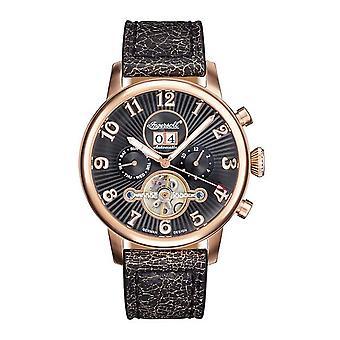 Ingersoll men's watch wristwatch automatic Cochise IN1103RBK