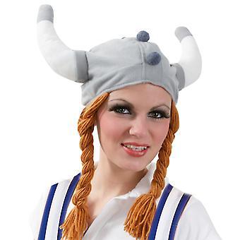 Viking klobúk barbar klobúk
