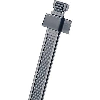 Panduit SST2S-C0 SST2S-C0 Cable tie 172 mm 4.60 mm Black Hole mount 1 pc(s)