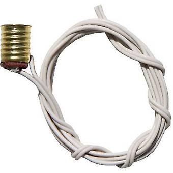 BELI-BECO L40/43 Pæreholder Stikkontakt (minipærer): E5.5 Tilkobling: Fører 1 stk.-e-pc(r)