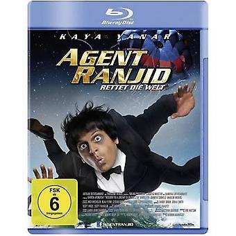 blu-ray Agent Ranjid rettet die Welt FSC: 6