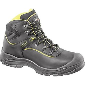 Albatros 631330-44 Safety work boots S3 Size: 44 Black, Yellow 1 Pair