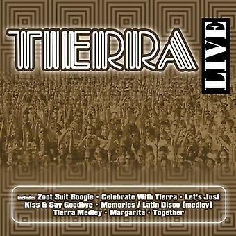 Tierra - Tierra Live [CD] USA import