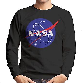 De NASA klassieke Insignia mannen Sweatshirt