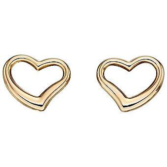 Inizii Open Heart orecchini - oro
