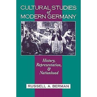 Cultural Studies moderna Tyskland - historia - Representation och Nati