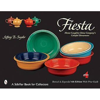 Fiesta - Homer Laughlin China vennootschappelijk kleurrijk serviesgoed (4e Revis
