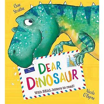 チェ ・ Strathie - ニコラ オバーンズアイ - 9781407159294、親愛なる恐竜の本