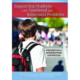 Stapsgewijze ondersteuning voor studenten met Emotional and Behavioral Probl