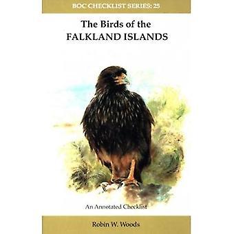 Die Vögel von den Falkland-Inseln - eine kommentierte Checkliste durch den Vogel