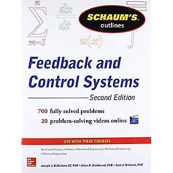 Schaums disposition av Feedback och kontrollsystem, 2nd Edition (Schaums disposition-serien)