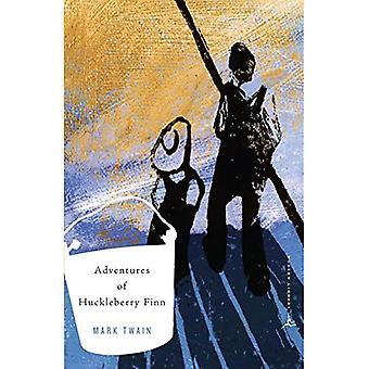 The Adventures of Huckleberry Finn (Modern Library)