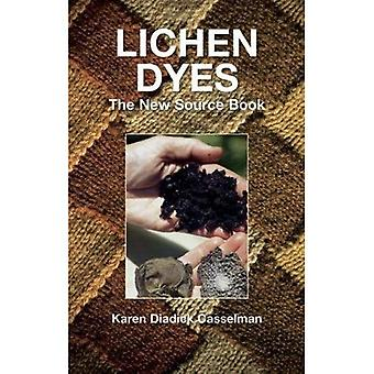 Lichen Dyes: the New Source Book: The New Source Book