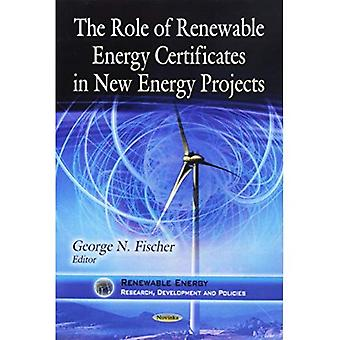 The Role of Renewable Energy Certificates in New Energy Projects