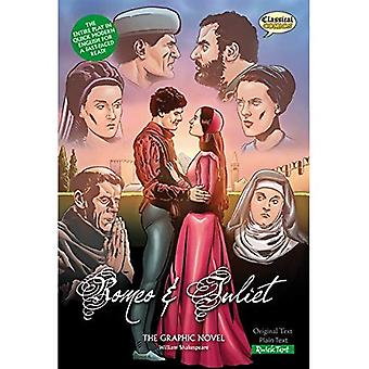 Romeo and Juliet The Graphic Novel: Quick Text (British English)
