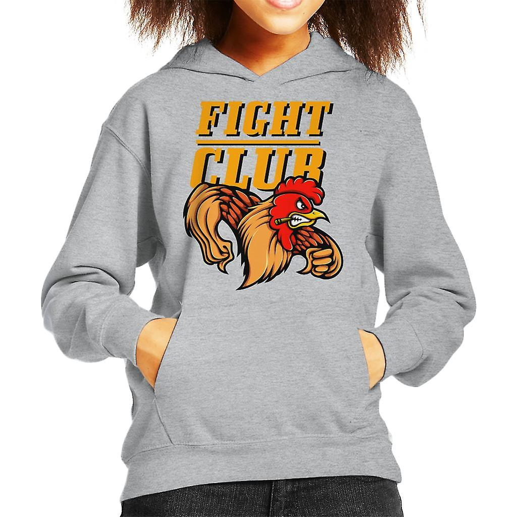Tupp Fight Club Kid's Hooded Sweatshirt