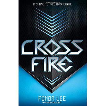 Fogo cruzado: Um romance de Exo
