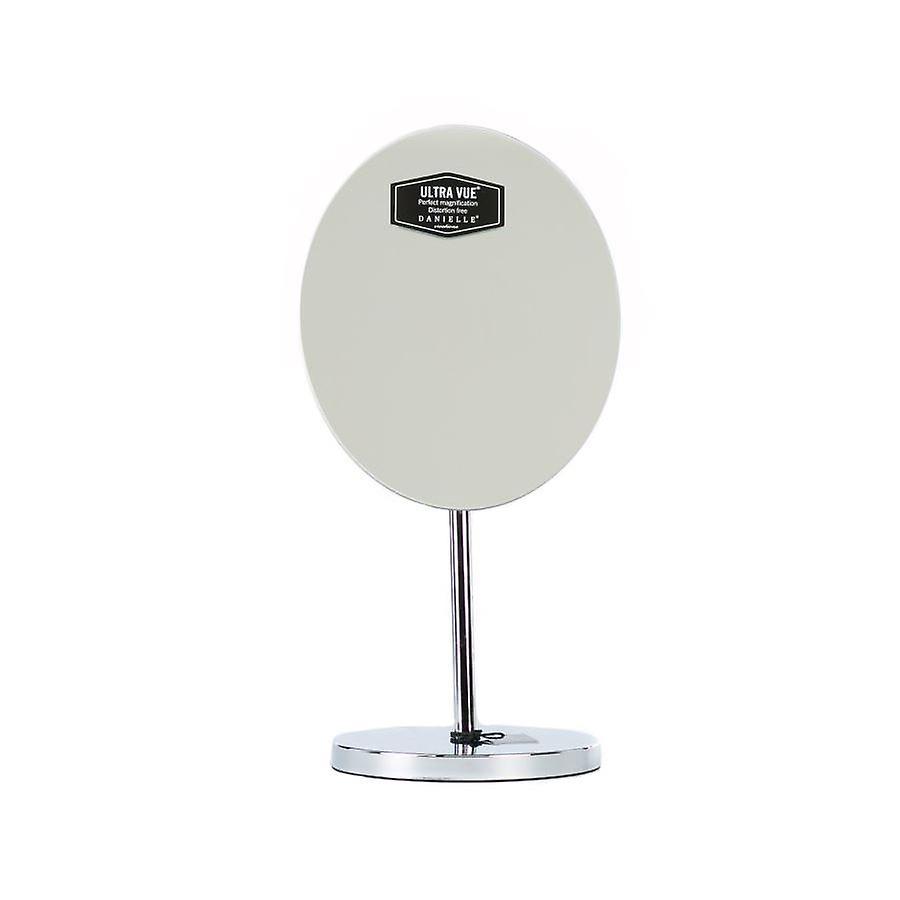 Danielle Oval Shapped Vanity Mirror True Image - Chrome