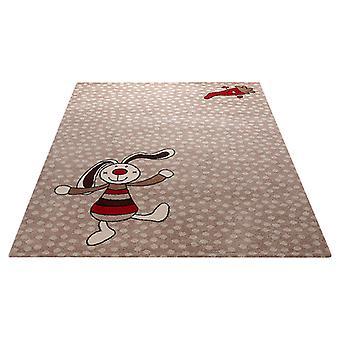 Teppiche - Sigi-Kid Regenbogen Kaninchen Beige - SK 0523-04