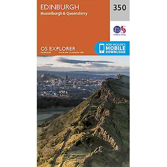 Edinburgh by Ordnance Survey - 9780319246016 Book