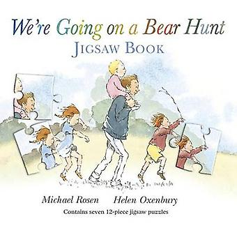 We're Going on a Bear Hunt - Jigsaw Puzzle Book by Michael Rosen - Hel