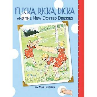 Flicka - Ricka - Dicka and the New Dotted Dresses by Maj Lindman - 97
