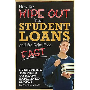 How to Wipe Out Your Student Loans and be Debt Free Fast - Everything