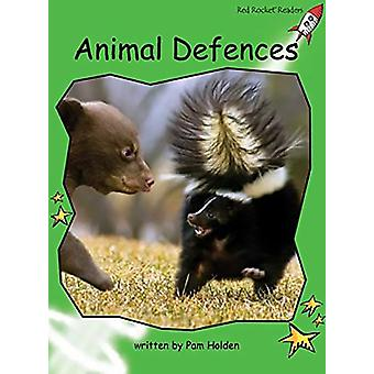Red Rocket Readers - Early Level 4 Non-Fiction Set C - Animal Defences