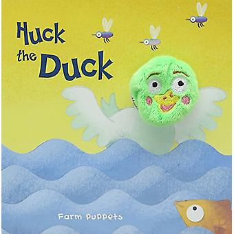Farm Puppets - Huck the Duck by Yoyo Books - 9789463342988 Book