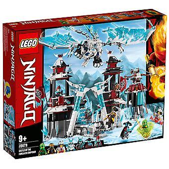 LEGO Ninjago 70678 Burg des verlassenen Kaisers