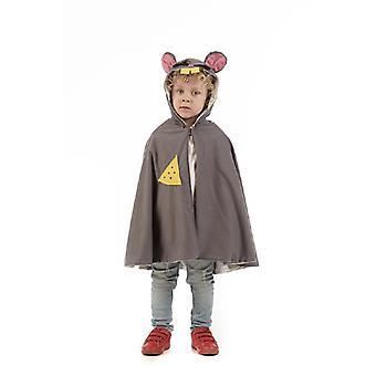 Cloak Mouse Children's Cape children's Costume dziecięcy strój dla dzieci