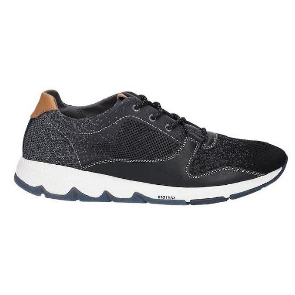 Hush Puppies Mens Field Knit Lace Up Trainer gHVNwS