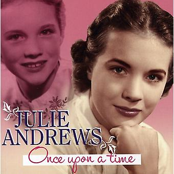 Julie Andrews - Once Upon a Time [CD] USA import