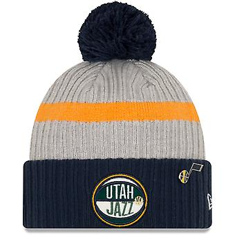 New Era NBA DRAFT 2019 Bobble Hat - Utah Jazz Grey
