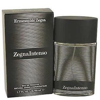 Zegna Intenso By Ermenegildo Zegna Eau De Toilette Spray 1.7 Oz (men) V728-463403
