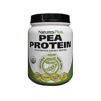 Nature's Plus Organic Pea Protein 500g (45951)