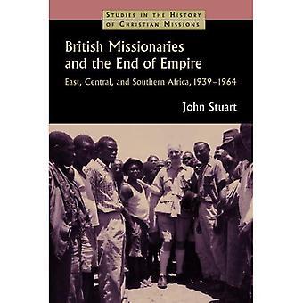 Brittiska missionärer och slutet av riket: öst, Central och södra Afrika, 1939-1964