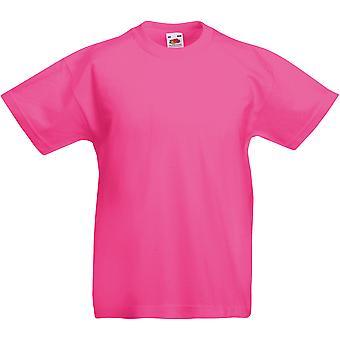 Obst der Loom - Kinder Original T - T-Shirt - Schule - Sport