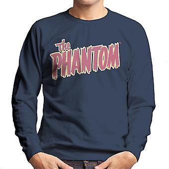 The Phantom Light Text Logo Men's Sweatshirt