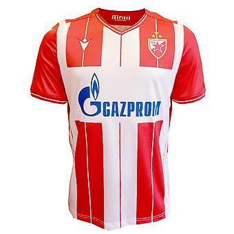 2019-2020 Red Star Belgrade Home Shirt