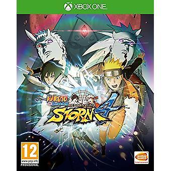 Naruto Shippuden Ultimate Ninja Storm 4 (Xbox One) - New