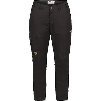 Fjallraven Women's Karla Pro Winter Trousers - Regular Leg - Black