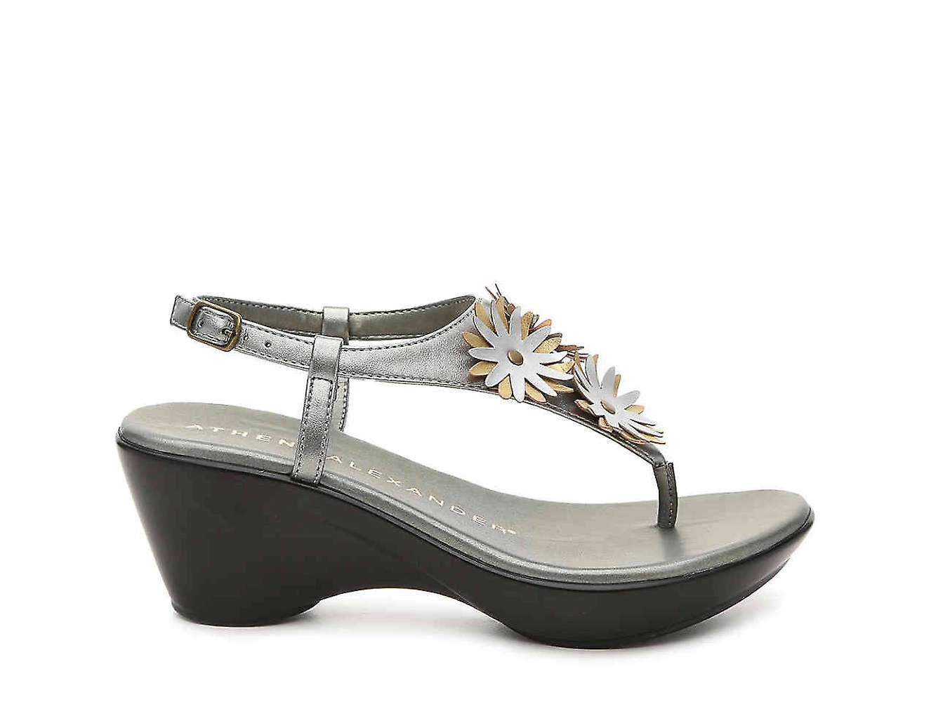 Athena Alexander Womens Callisto Gia open teen casual enkelbandje sandalen RClSzR