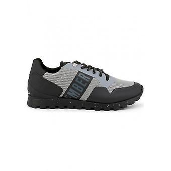Bikkembergs - Shoes - Sneakers - FEND-ER_2217_GREY-BLACK - Men - black,gray - EU 42